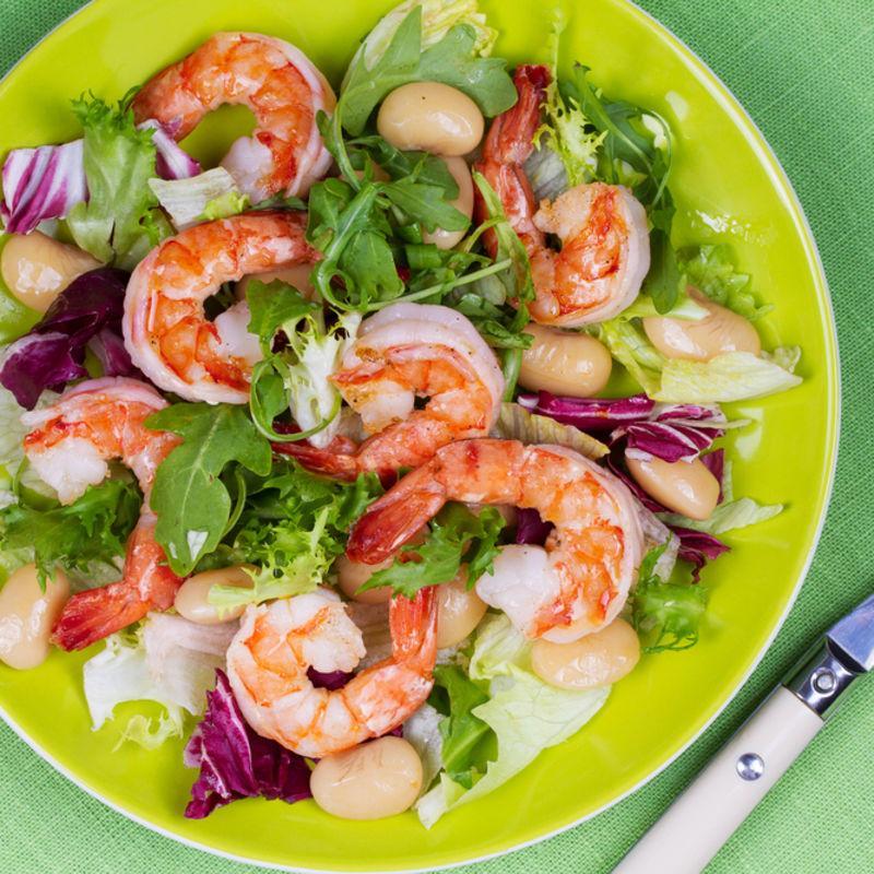 A salada Kungfuísta