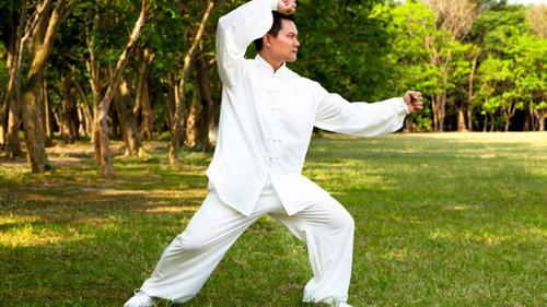 O que eu aprendi com o Kung fu.