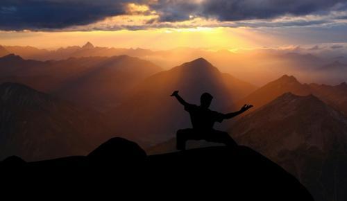 Reflexão - mudanças positivas que o Kung Fu me trouxe.